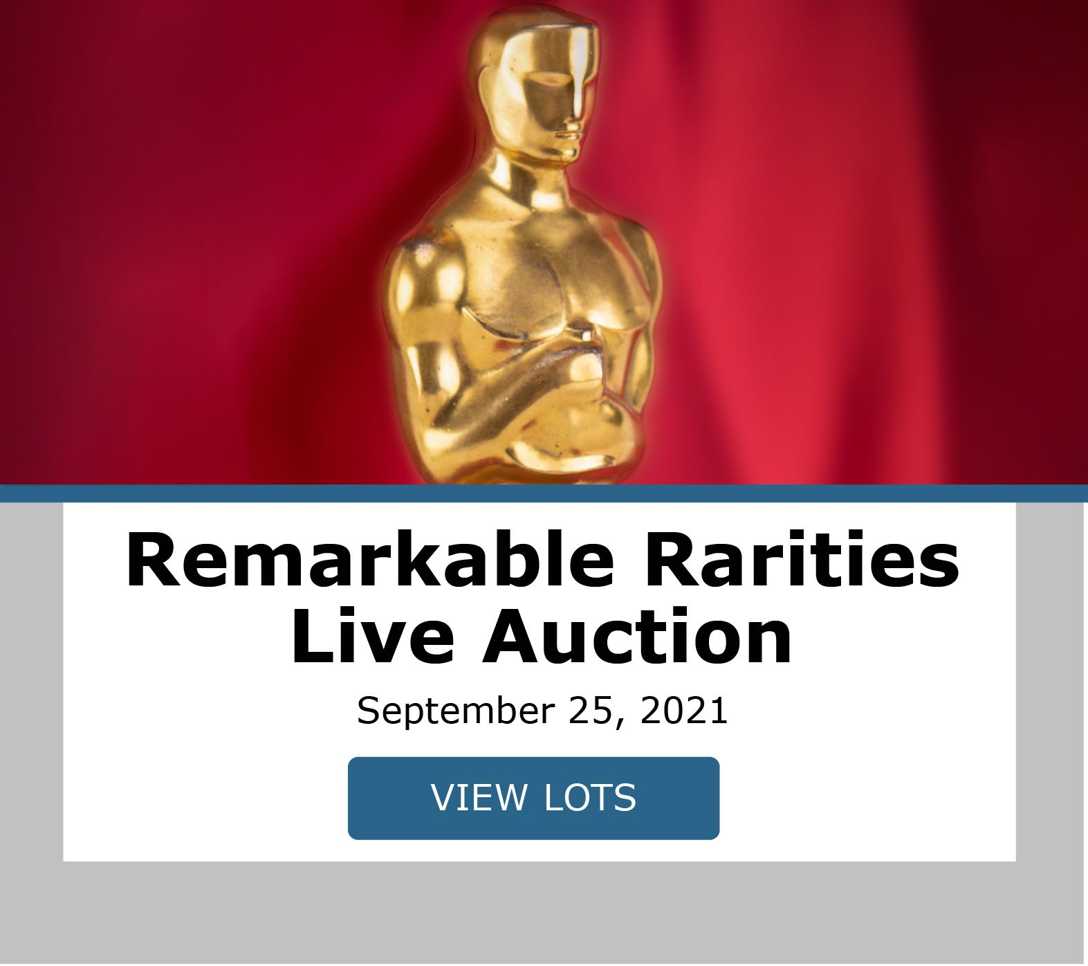 617 : Remarkable Rarities