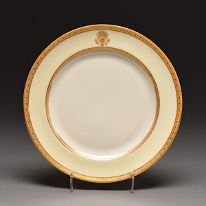 Woodrow Wilson White House China Salad Plate