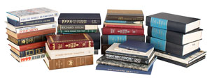 Richard Nixon Collection of (37) Signed Books