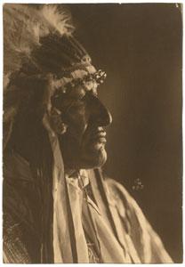 Chief John Grass: Frank Bennett Fiske