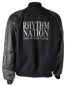 Janet Jackson Tour Jacket