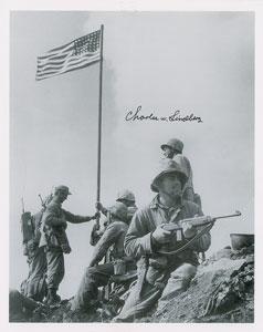 Iwo Jima: Charles W. Lindberg
