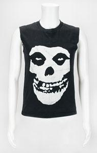 Dee Dee Ramone's Misfits T-Shirt