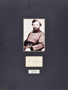 Union Generals: Burnside, Schurz, and Stahl