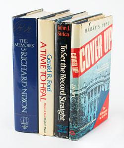 Richard Nixon, Gerald Ford, and Watergate