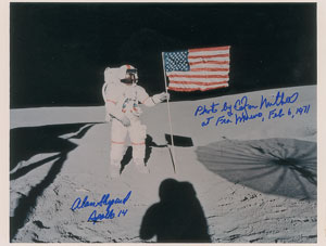 Apollo 14: Mitchell and Shepard