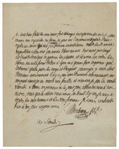 Honore Gabriel Riqueti, comte de Mirabeau