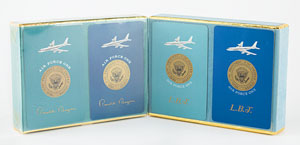 Air Force One Playing Cards