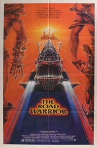 The Road Warrior Pair of One Sheet Movie Posters