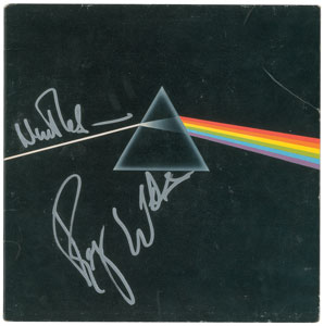 Pink Floyd: Waters and Mason
