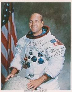 Apollo 17: Cernan and Evans
