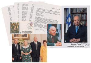 Israeli Leaders
