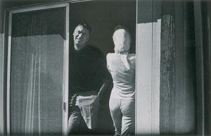 Marilyn Monroe and Peter Lawford