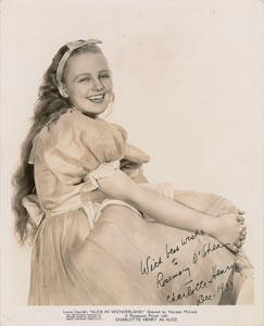 Charlotte Henry