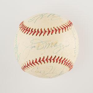 Baseball Greats