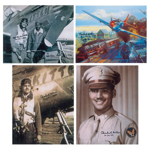 Tuskegee Airmen: Charles McGee