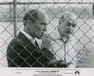 The Godfather: Michael V. Gazzo