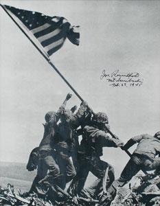 Iwo Jima: Joe Rosenthal