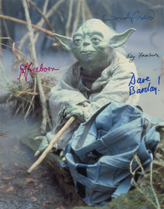 Star Wars: Barclay, Froud, and the Freeborns