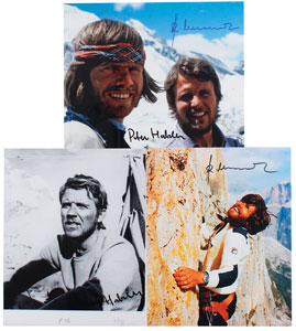 Everest: Messner and Habeler