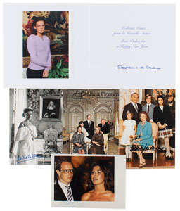 Princess Grace and Family