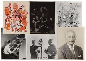 Walter Lantz Group of (7) Items