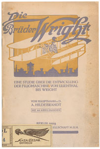 Wright Brothers German Booklet