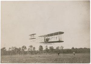Wilbur Wright Photograph