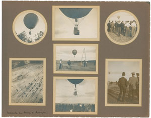 Wright Brothers Group of (7) Photographs