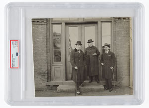 Thomas Edison Original Photograph