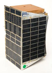 Spectrolab Satellite Solar Panel