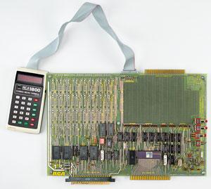 RCA 1800 COSMAC Microprocessor