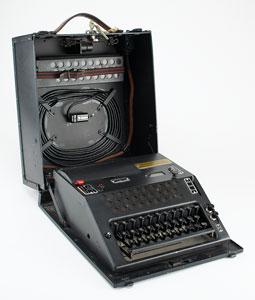 Swiss NEMA Model 45 Cipher Machine