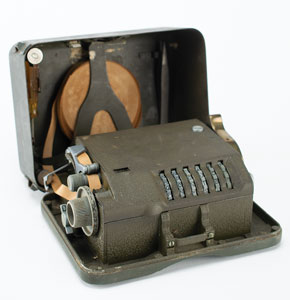 WWII American M-209-A Cipher Machine