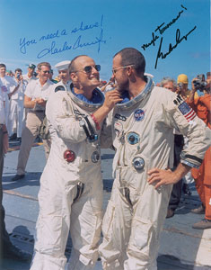 Gemini 5 Signed Photograph