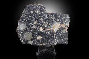 Northwest Africa (NWA) 11303 Lunar Meteorite Full Slice