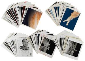 Apollo Program and Space Shuttle Original Vintage NASA and Press Photograph Archive