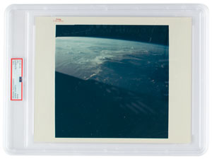 Gemini 3 Original 'Type 1' NASA Photograph