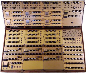 The Processor: Analog Music Synthesizer