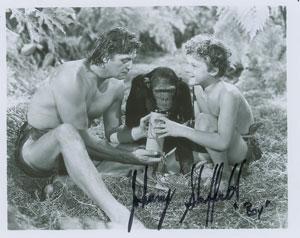 Tarzan: Johnny Sheffield