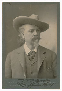 William F. 'Buffalo Bill' Cody