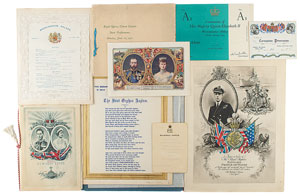 Royal Ephemera