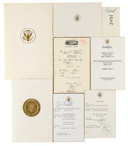 Presidential Programs and Menus