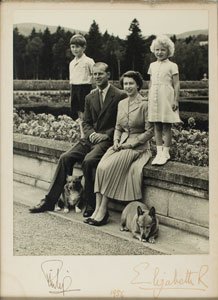 Queen Elizabeth II and Prince Philip