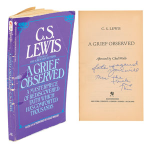Nirvana: C. S. Lewis Book