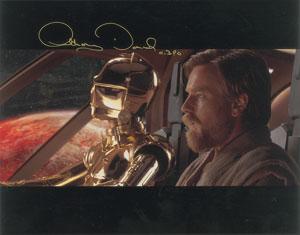 Star Wars: Anthony Daniels