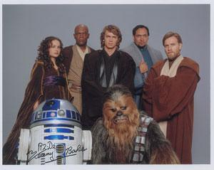 Star Wars: Kenny Baker