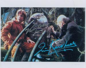 Star Wars: Kershner and Baker