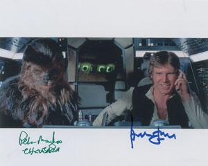 Star Wars: Ford and Mayhew