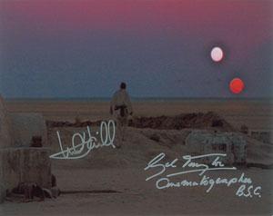 Star Wars: Hamill and Taylor